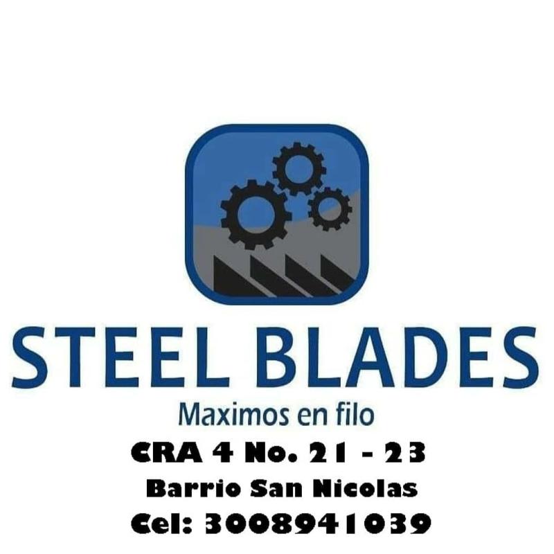 Steel Blades sas / cuchillas industriales